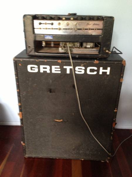Ampli Late 60's Gretsch designed by Chet Atkins 80885a10
