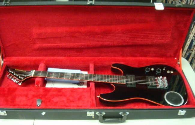 Synsonics Gretsch guitar (solid body ) TERMINATOR   etc... A10