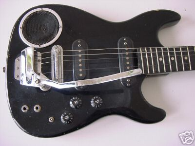 Synsonics Gretsch guitar (solid body ) TERMINATOR   etc... A2_110
