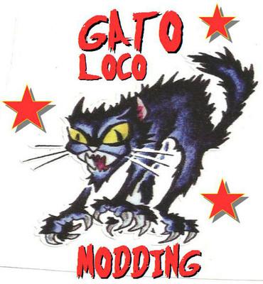 Gato Loco Modding    Gato_l10