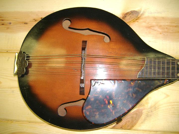 Gretsch Mandolin ... Gtop10