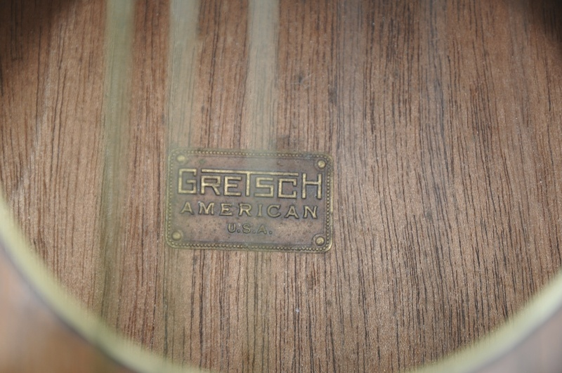 Gretsch Broadkaster Acoustic Guitar  Kgrhqf10