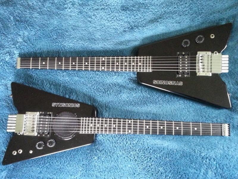 Synsonics Gretsch guitar (solid body ) TERMINATOR   etc... Kgrhqn10