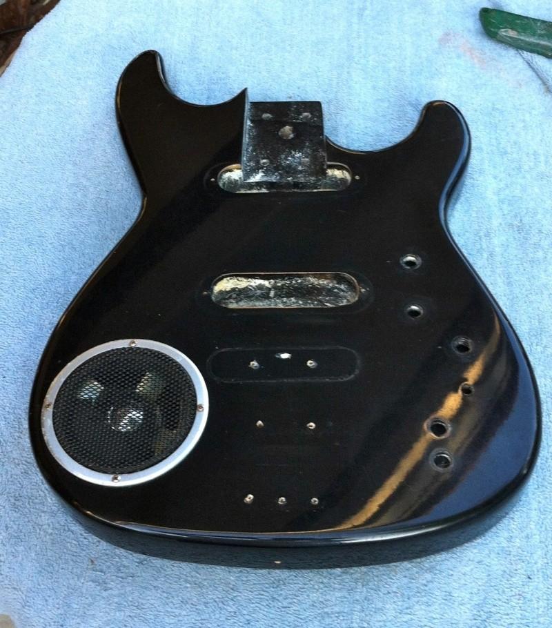 Synsonics Gretsch guitar (solid body ) TERMINATOR   etc... Kgrhqr10