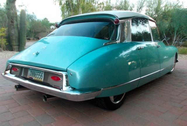Alice Cooper 1964 Citroen  ID19 Ku-xla10