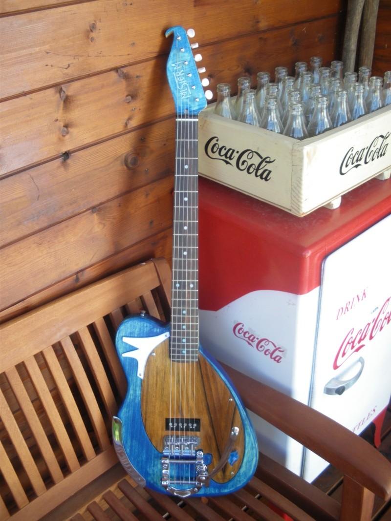 ......Ma première guitare Mister M...hum hum..... - Page 2 Mister16