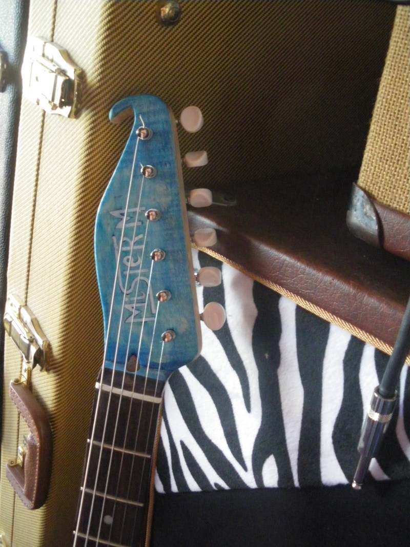 ......Ma première guitare Mister M...hum hum..... - Page 2 Mister17