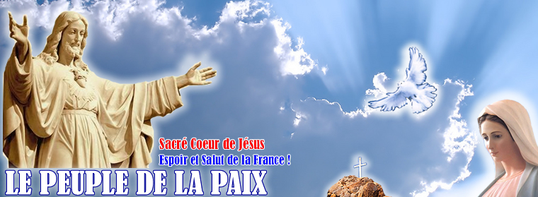 Forum catholique LE PEUPLE DE LA PAIX