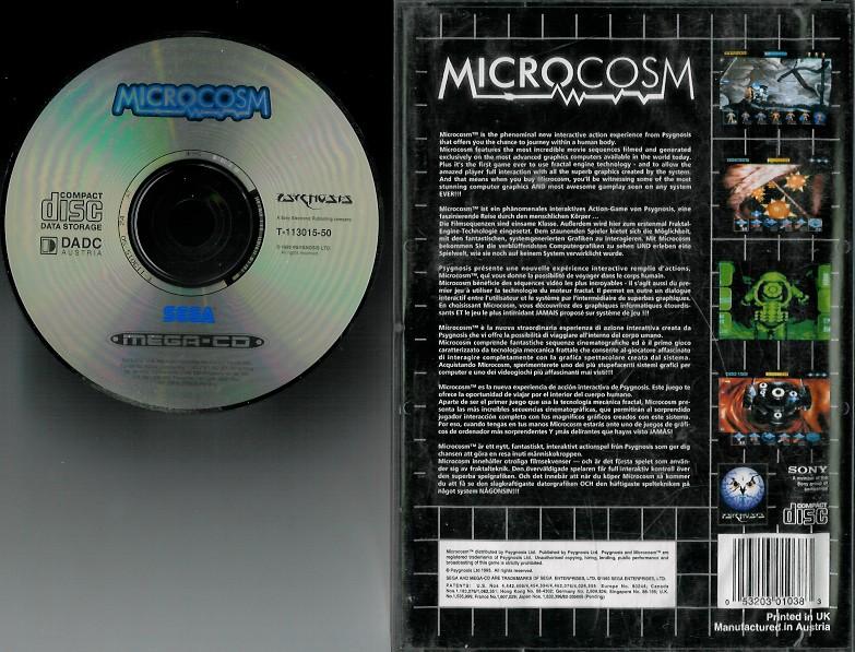 Les jeux MEGA CD à Born !!!!! Microc11