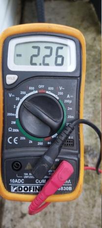 Ampoules 125 dtmx 6volts ,restauration  20201012