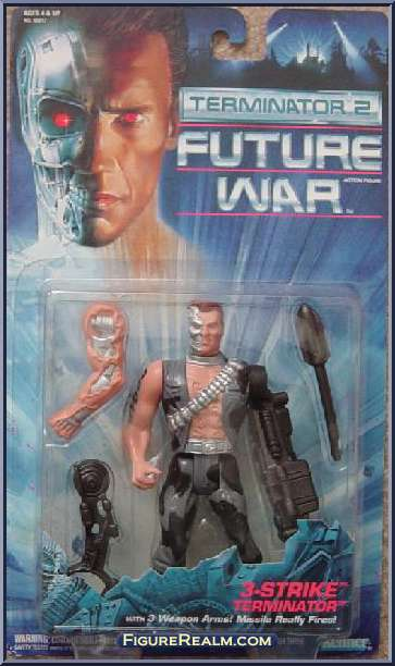 TERMINATOR 2  -JUDGMENT DAY-  (Kenner) 1993/1994 3strik10