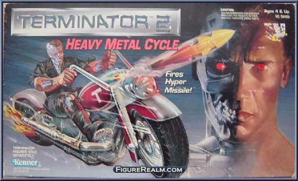 TERMINATOR 2  -JUDGMENT DAY-  (Kenner) 1993/1994 Heavym10