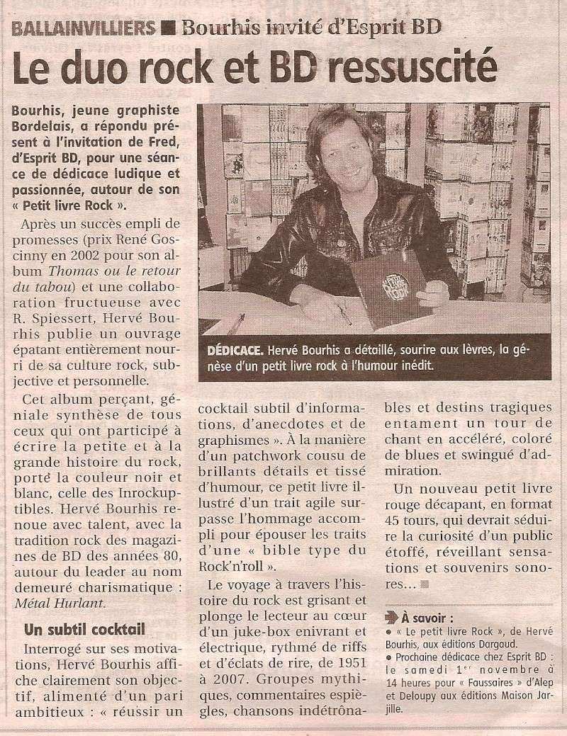 Dédicace Bourhis samedi 18 octobre 2008 Sc003010