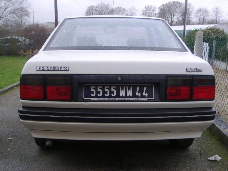 Renault 21 TXE  S6001721