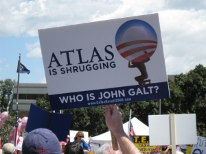 Ayn Rand, the hero of the Tea Party, accepted Government Assistance Ayn_ra10