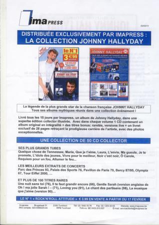 nouvelle collection CD Imapre10