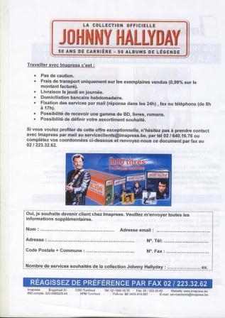 nouvelle collection CD Imapre11
