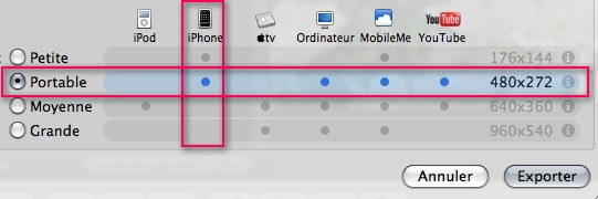 iweb video et iphone Captur15
