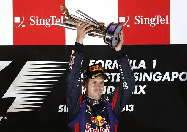 Spécial Sebastian Vettel (Formule un) 12371610