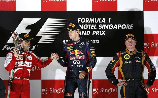 Spécial Sebastian Vettel (Formule un) 12371611