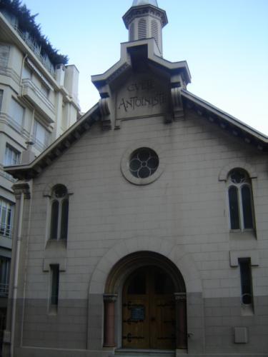 ANNIVERSAIRE DE LA CONSÉCRATION  DU TEMPLE DE MONACO Temple10