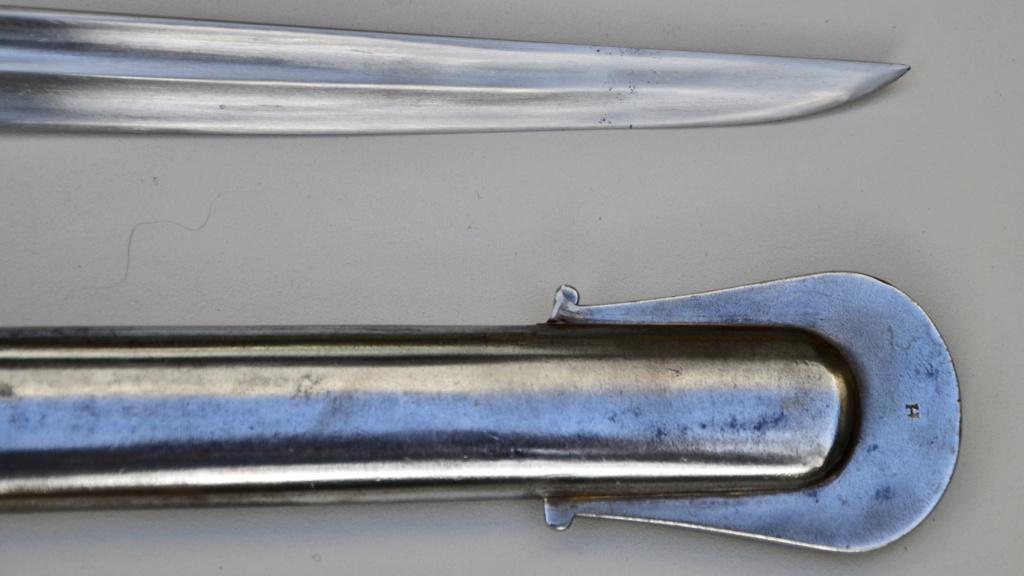 Un sabre français de cuirassiers premier empire 055c0110