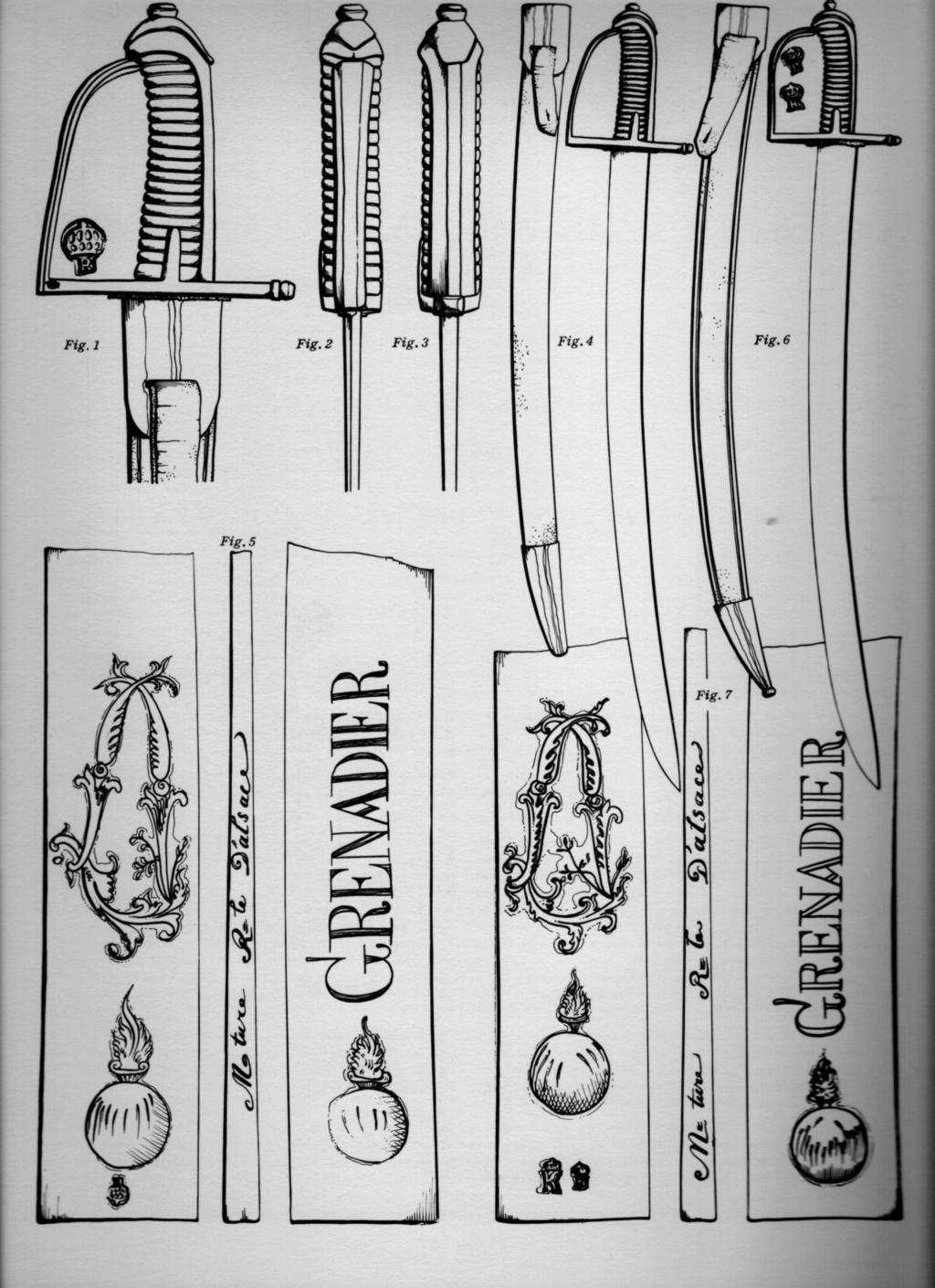 Les sabres briquets 1ère partie : les modèles 1767 et 1790 - Page 2 07280110