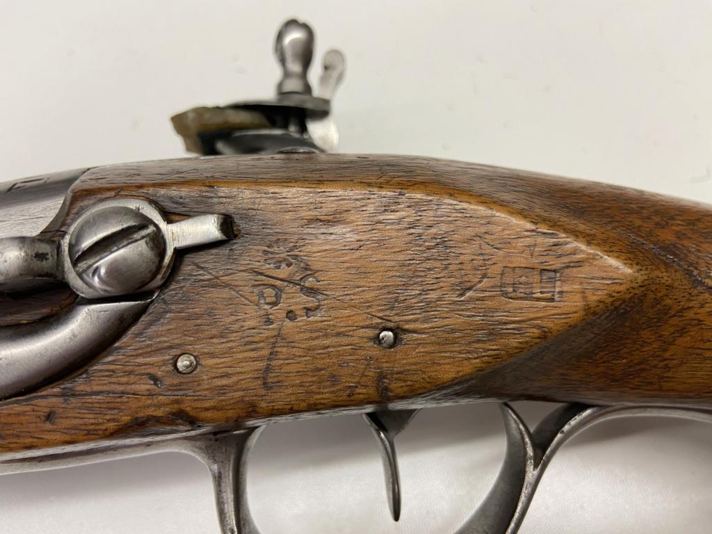 Pistolet de cavalerie 1763/66 version révolutionnaire 0841e910