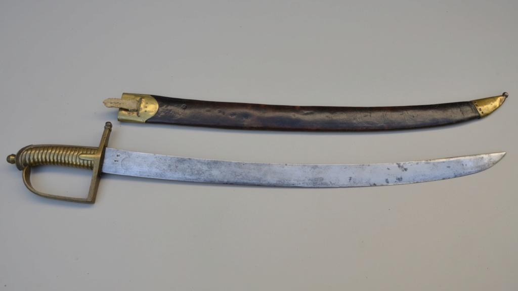 Les sabres briquets 1ère partie : les modèles 1767 et 1790 1a408510