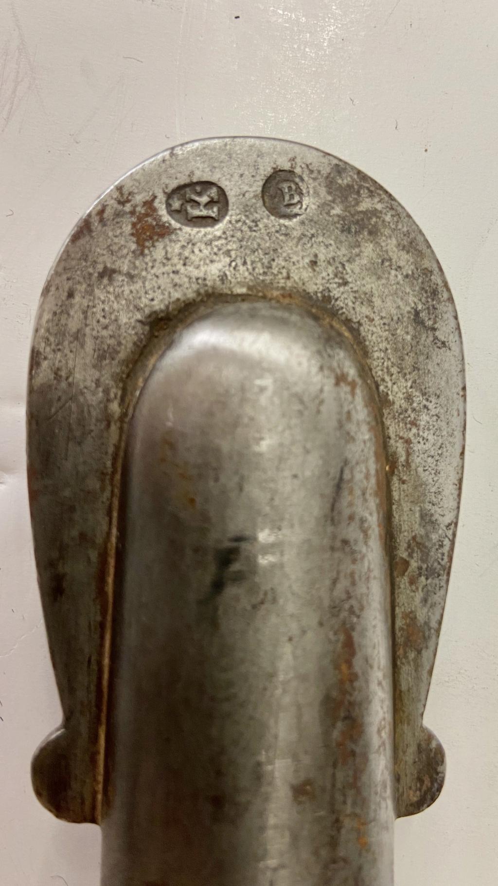 Un sabre français de cuirassiers premier empire 1cddb910
