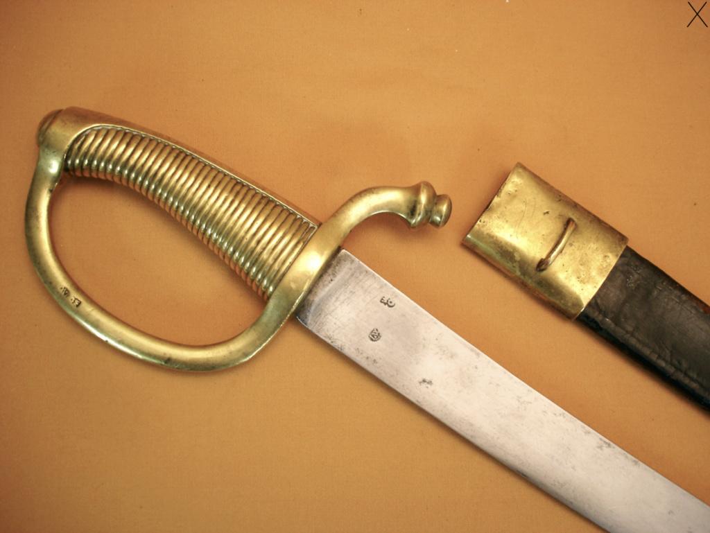 Les sabres briquets modèles an IX et an XI 26fb7110