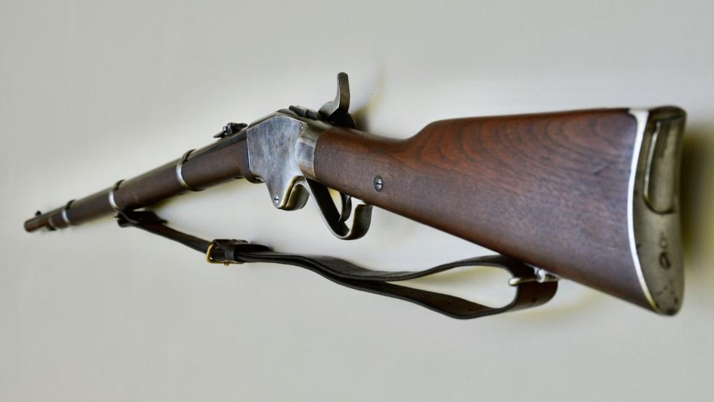 fusil spencer new model calibre 50 2a1bcc10