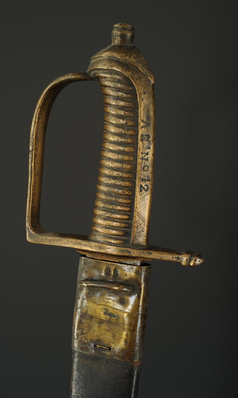 Les sabres briquets 1ère partie : les modèles 1767 et 1790 2cffab10