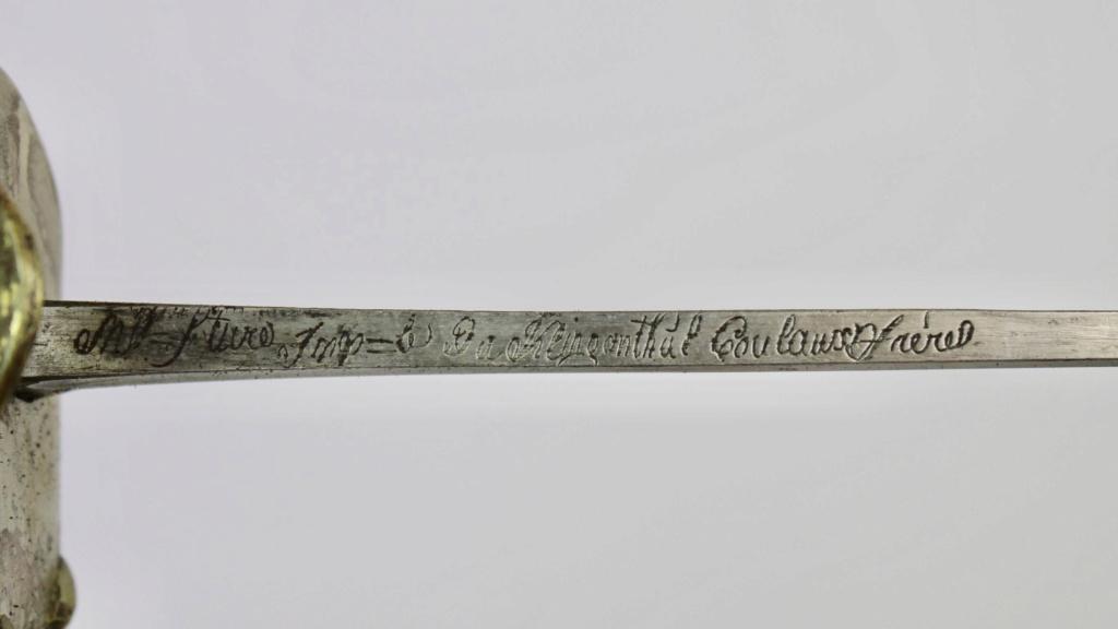 Un sabre français de cuirassiers premier empire 32390e10