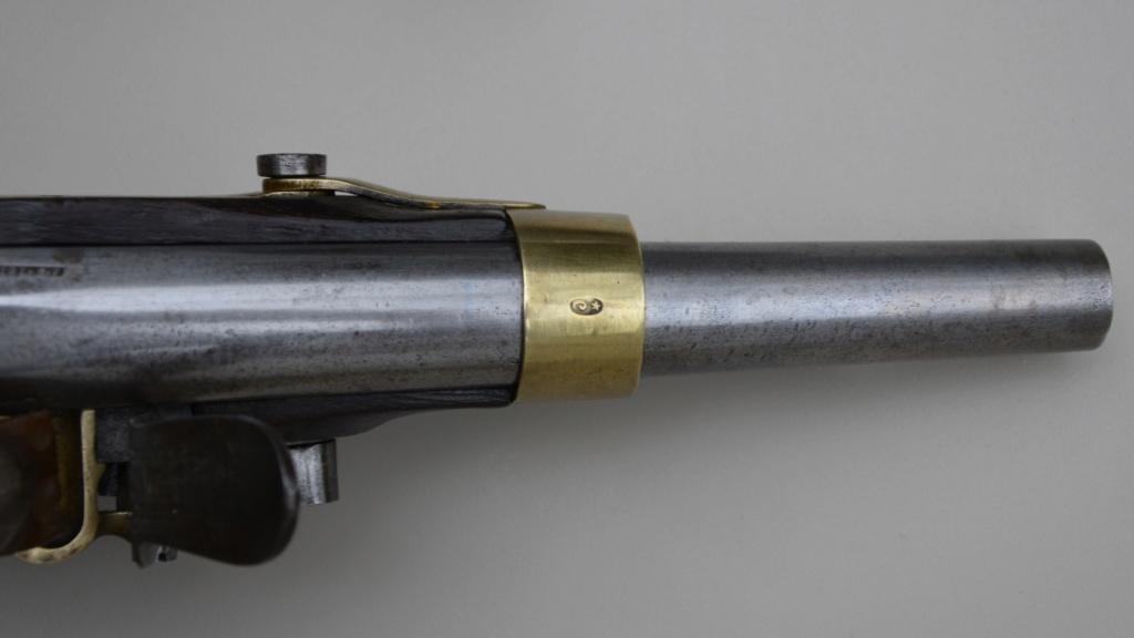 Paire de pistolets an 13 Tulle 1813 33892110