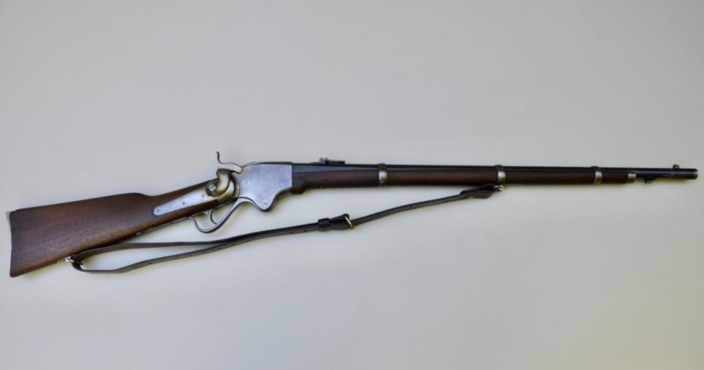 fusil spencer new model calibre 50 3a7f0810