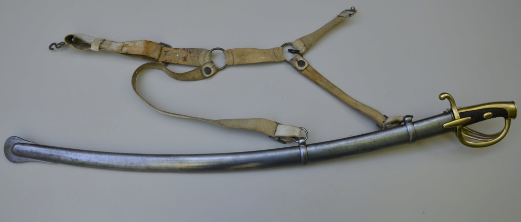 Identification sabre cavalerie légère an IX ou an XI 3cffb710