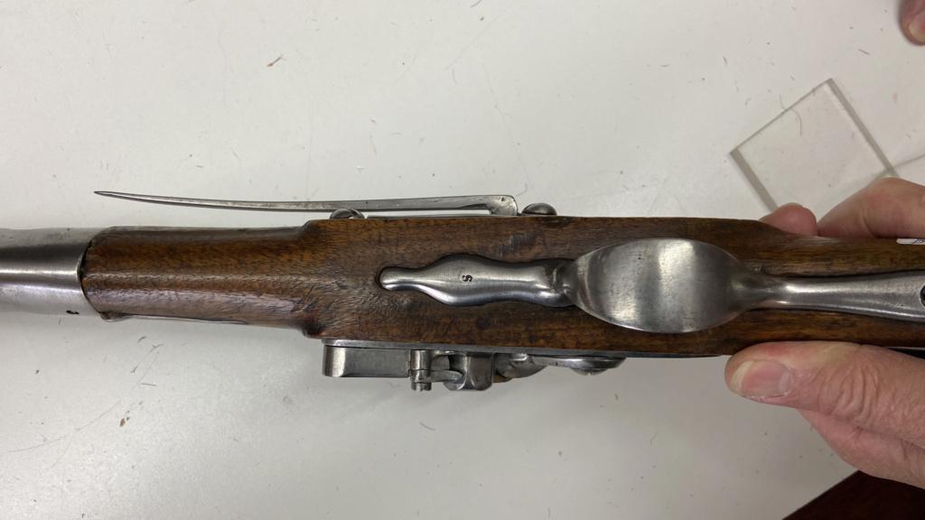 Pistolet de cavalerie 1763/66 version révolutionnaire 3f3def10