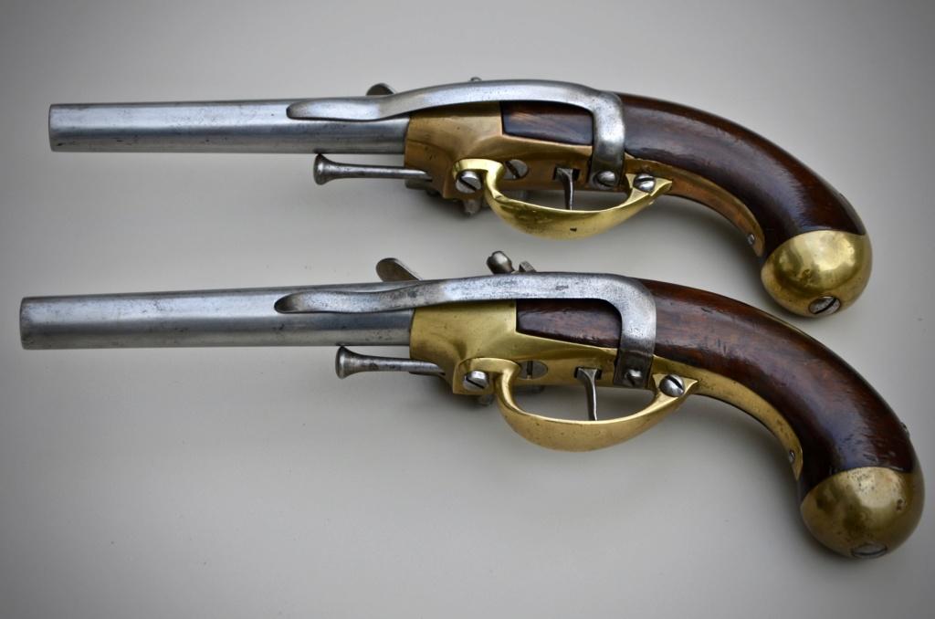 Une paire de pistolets 1777 401fd110
