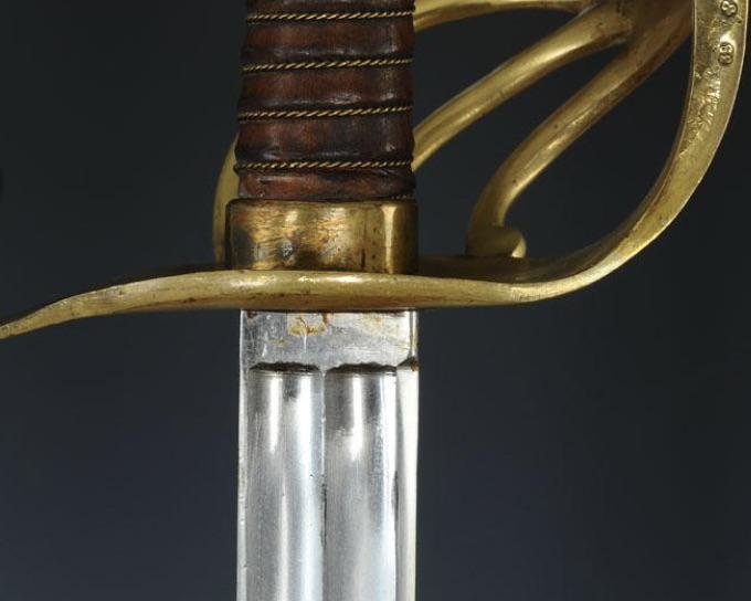 Un sabre français de cuirassiers premier empire 47f52210