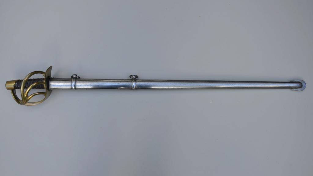 Un sabre français de cuirassiers premier empire 480afe10