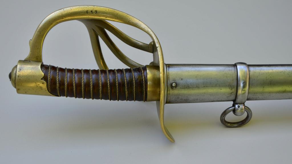 Un sabre français de cuirassiers premier empire 5070ba10