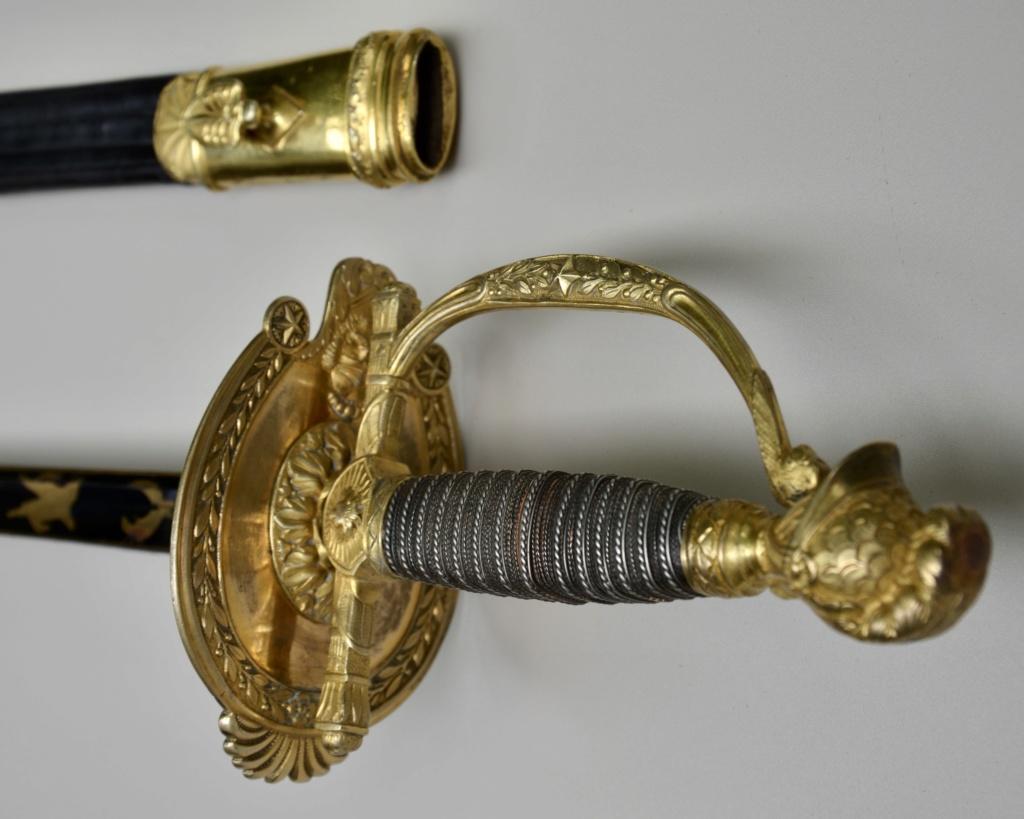 Une épée an XII, Solingen oui mais encore ? 52d52b10
