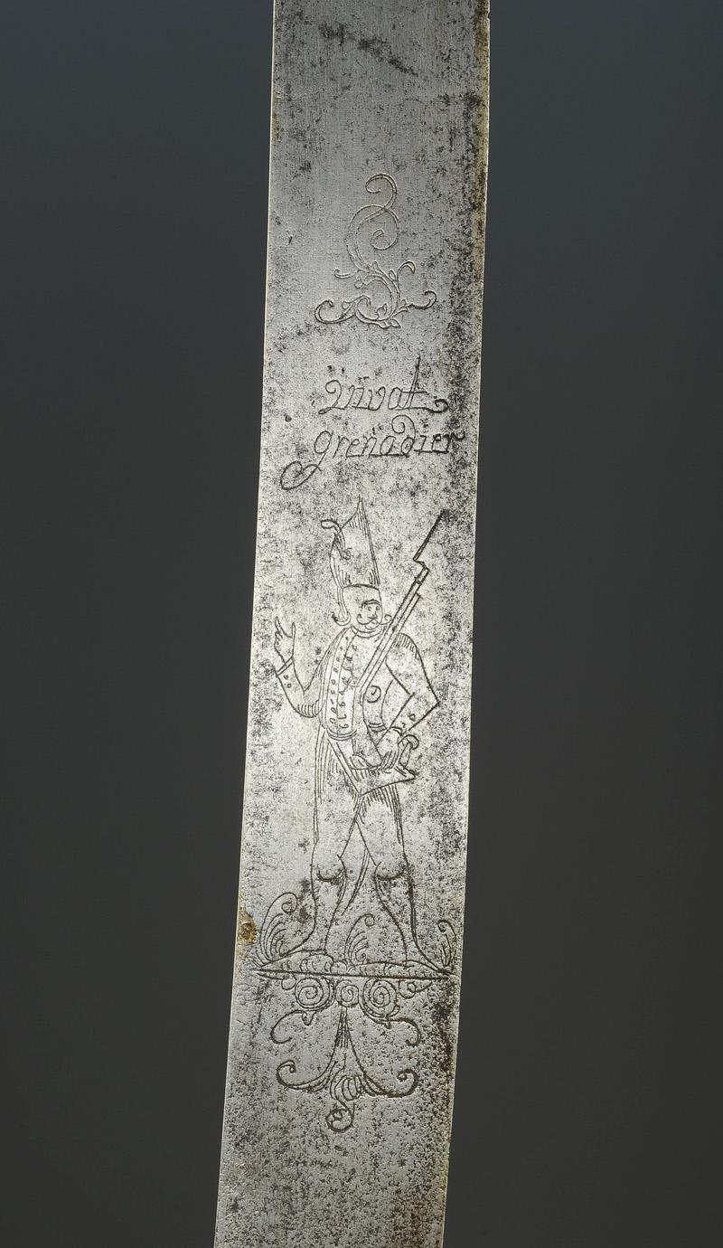 Les sabres briquets 1ère partie : les modèles 1767 et 1790 585dbb11