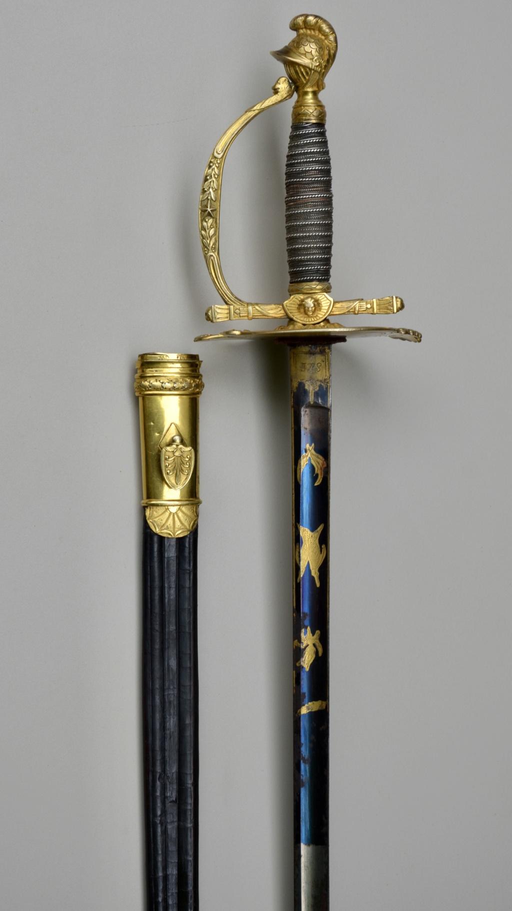 Une épée an XII, Solingen oui mais encore ? 6037a710