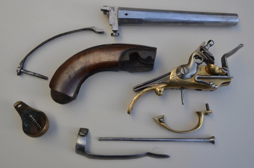 Une paire de pistolets 1777 6b77b710