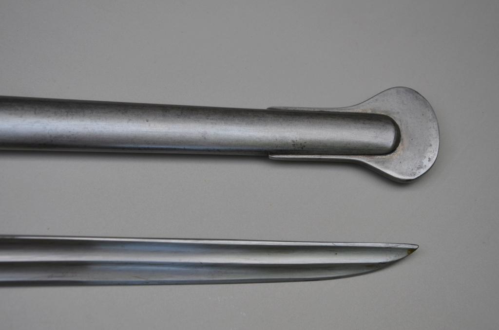 Un sabre français de cuirassiers premier empire 74b3b410