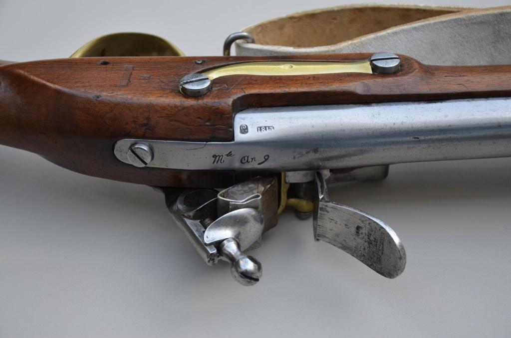 Paire de pistolets an 13 Tulle 1813 752f2310