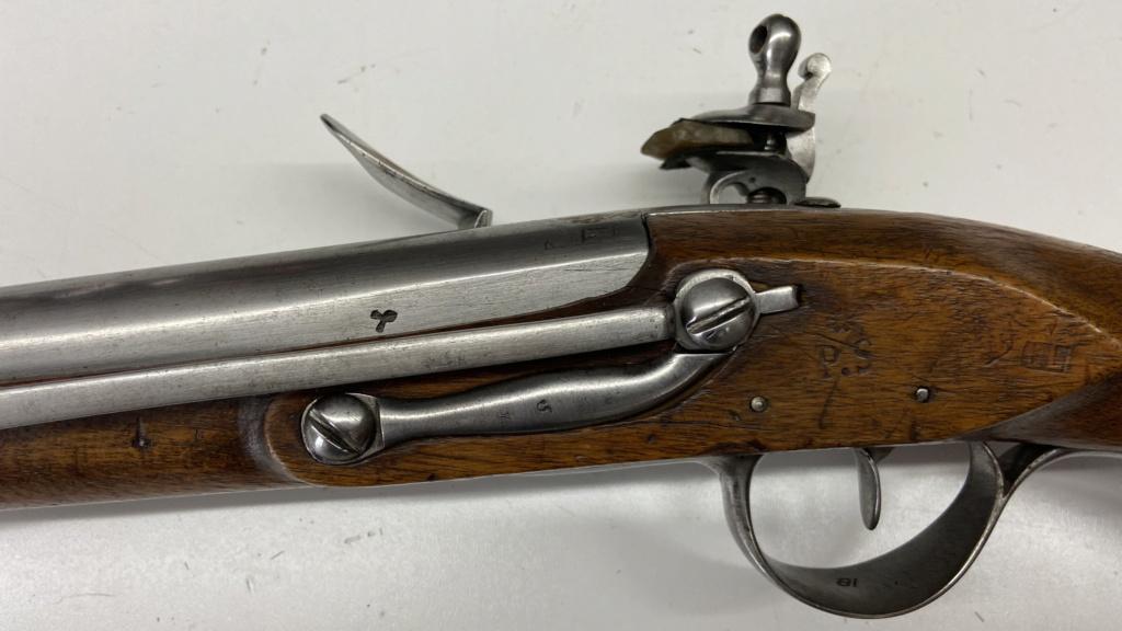 Pistolet de cavalerie 1763/66 version révolutionnaire 75e6ba10
