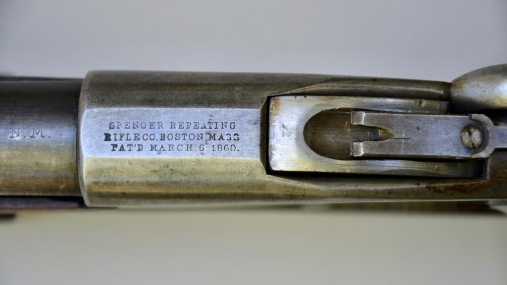 fusil spencer new model calibre 50 76959410